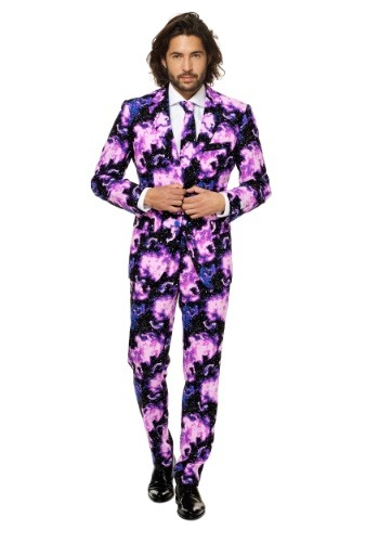 Opposuits Galaxy Guy Mens Suit Costume