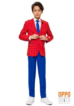 Boys Opposuits Spider-Man Suit