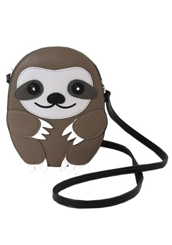 Baby Sloth- Sleepyville Critters- Shoulder Bag