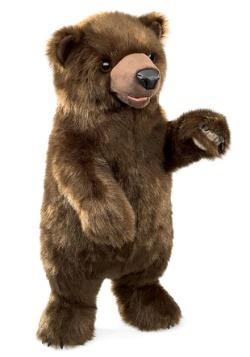 Standing Bear Folkmanis Puppet