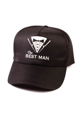 Click Here to buy Best Man Bachelor Party Baseball Hat from HalloweenCostumes, CDN Funds & Shipping