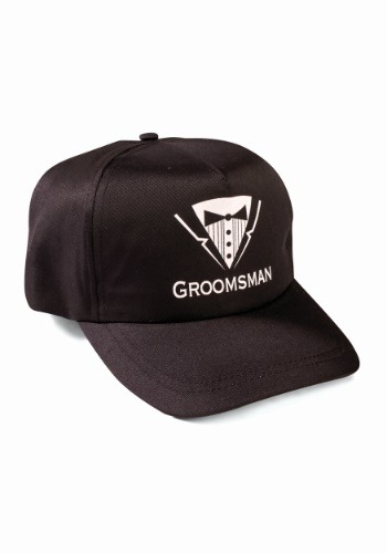 Groomsman Bachelor Party Baseball Hat