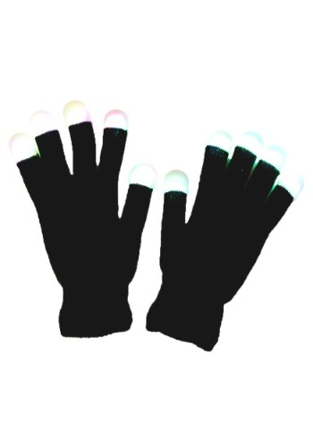 Click Here to buy Glovin It Light Up Gloves from HalloweenCostumes, CDN Funds & Shipping