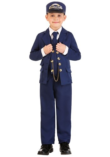North Pole Train Conductor Costume for Children
