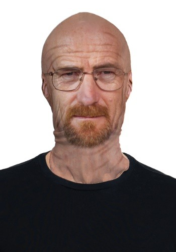 Adult Breaking Bad Walter White Fabric Mask