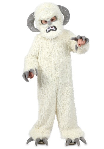 Star Wars Premium Wampa Costume For Child