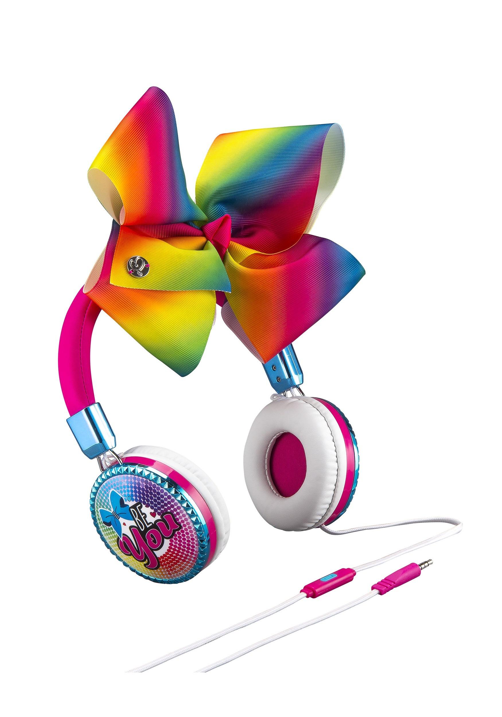 Jojo Siwa Fashion Headphones With Bow