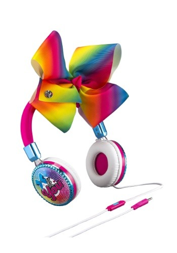 JoJo Siwa Fashion Headphones w/ Bow