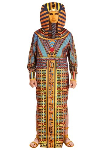 Click Here to buy King Tut Sarcophagus Costume for Adults from HalloweenCostumes, CDN Funds & Shipping