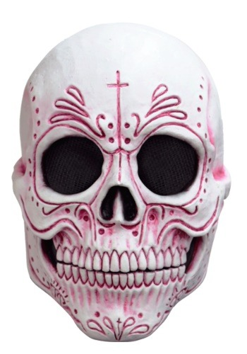 Click Here to buy Mexican Skull Catrina Mask from HalloweenCostumes, CDN Funds & Shipping