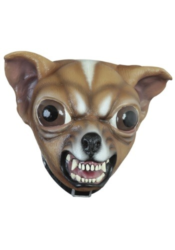 Click Here to buy Chihuahua Mask - Dog from HalloweenCostumes, CDN Funds & Shipping
