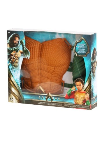 DC Comics Aquaman Hero-Ready Toy Set