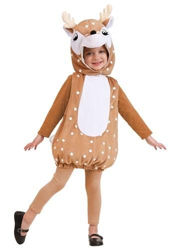 Spotted Deer Toddler Costume