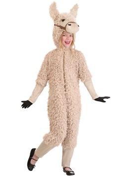 Kid's Llama Costume
