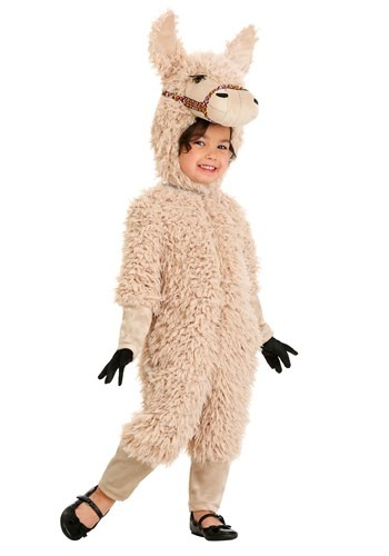 Llama Costume for Toddlers