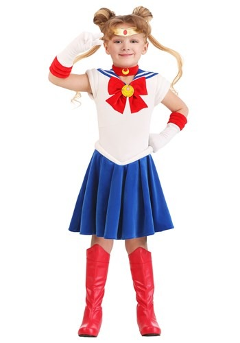 Toddler Girls Sailor Moon Costume