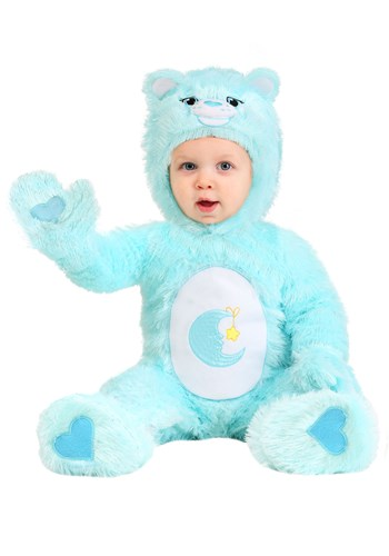 Click Here to buy Baby Care Bears Bedtime Bear Costume from HalloweenCostumes, CDN Funds & Shipping