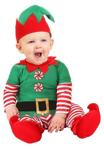 Infant Christmas Elf Costume