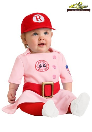 A League of Their Own Dottie Costume for Infants