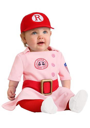 Click Here to buy Baby Dottie A League of Their Own Costume from HalloweenCostumes, CDN Funds & Shipping
