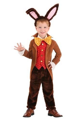 Tea Time Toddlers March Hare Costume