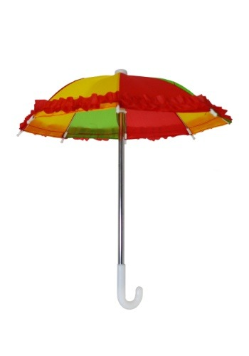 Click Here to buy Mini Clown Umbrella from HalloweenCostumes, CDN Funds & Shipping