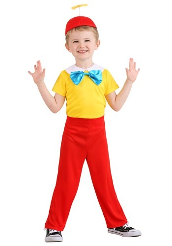 Click Here to buy Zany Tweedle Dee/Dum Costume for Toddlers from HalloweenCostumes, CDN Funds & Shipping