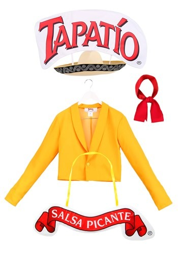 Adult Tapatio Man Costume Tapatio