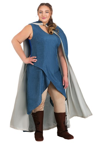 Plus Size Womens Dragon Queen Costume