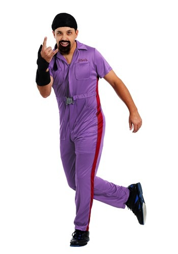 Click Here to buy The Big Lebowski Mens Plus Size Jesus Costume from HalloweenCostumes, CDN Funds & Shipping