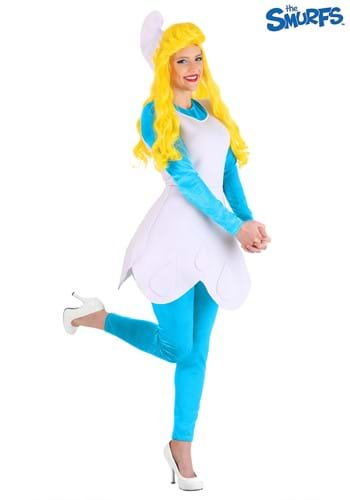 The Smurfs Women's Adult Smurf Smurfette Costume