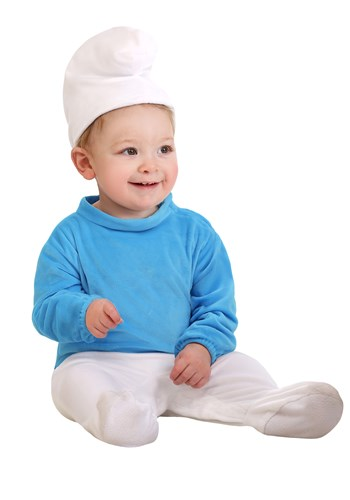 Infant The Smurfs Costume