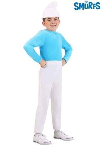 The Smurfs Child Smurf Costume