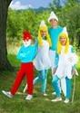 The Smurfs Adult Smurf Costume Alt 2