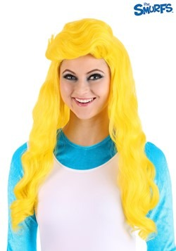 Women's Smurfette Wig from the Smurfs