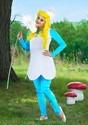 The Smurfs Women's Smurfette Wig Alt 7