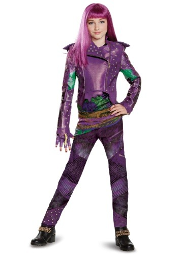 Descendants 2 Mal Child Prestige Costume