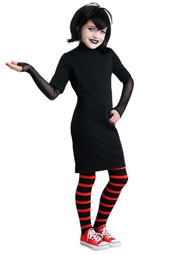 Click Here to buy Kids Hotel Transylvania Mavis Costume from HalloweenCostumes, CDN Funds & Shipping