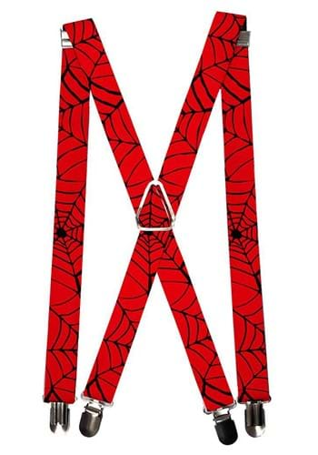 "Marvel Comics Spiderman 1"" Suspenders"