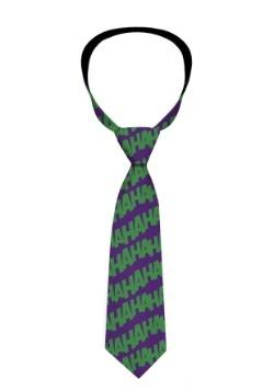 The Joker HaHaHa Necktie