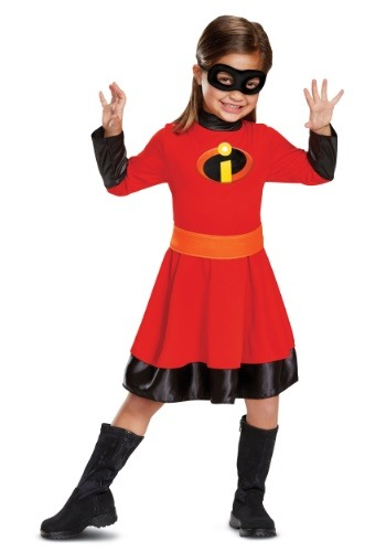 Click Here to buy Toddler Incredibles 2 Violet Classic Costume from HalloweenCostumes, CDN Funds & Shipping