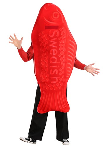 Adult Size Costume Swedish Fish