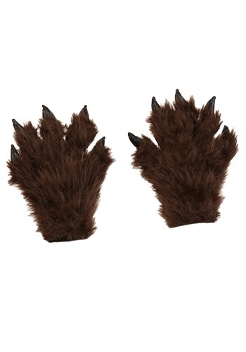 Childs Werewolf Gloves