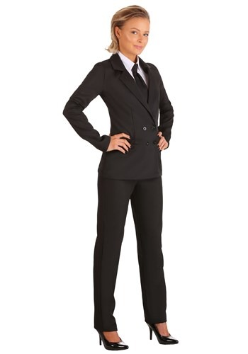 Black Womens Suit