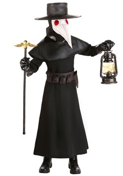 Child Plague Doctor Costume