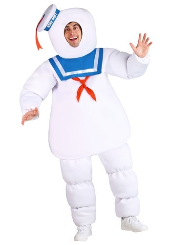 Ghostbusters Stay Puft Costume Adult