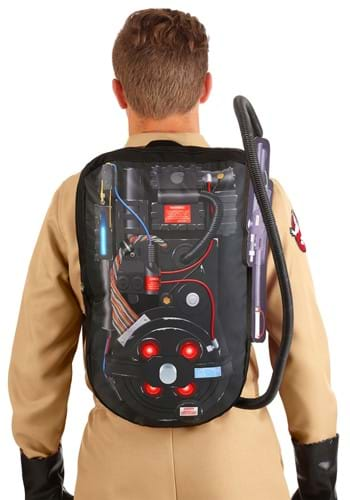 Click Here to buy Deluxe Proton Pack w/ Wand Costume Accessory Ghostbusters from HalloweenCostumes, CDN Funds & Shipping
