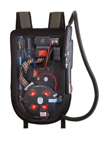Click Here to buy Cosplay Proton Pack w/ Wand Costume Accessory Ghostbusters from HalloweenCostumes, CDN Funds & Shipping