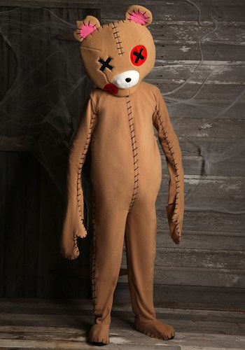 Adult Lifeless Bear Costume