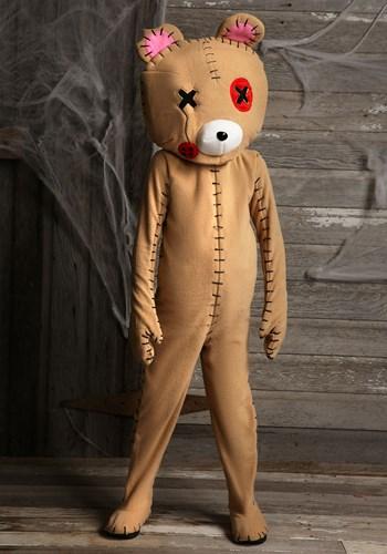 Kid's Lifeless Bear Costume
